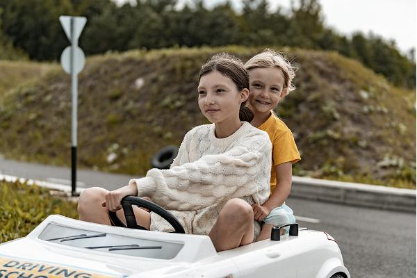 Erlebnispark für die ganze Familie des Abenteuerzentrums Kiviõli