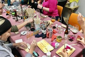 """Workshop """"Design meets Wine"""""""