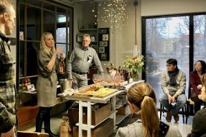Workshop 'Design meets Wine'