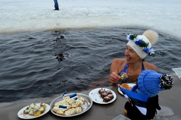 Haapsalu Winter Swimming Centre