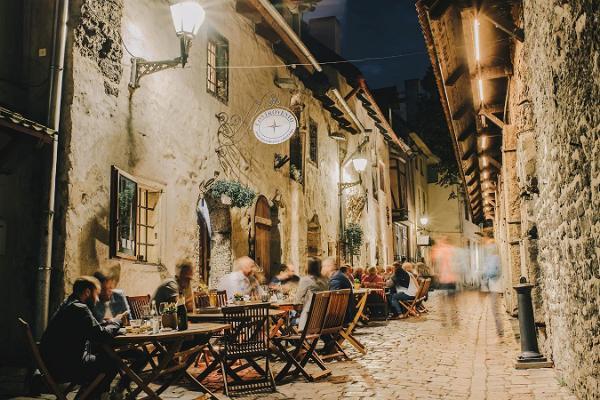 Restaurant Controvento