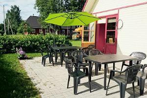 Café in Mooste