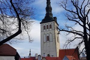 Tallinna kirikute tuur giidiga