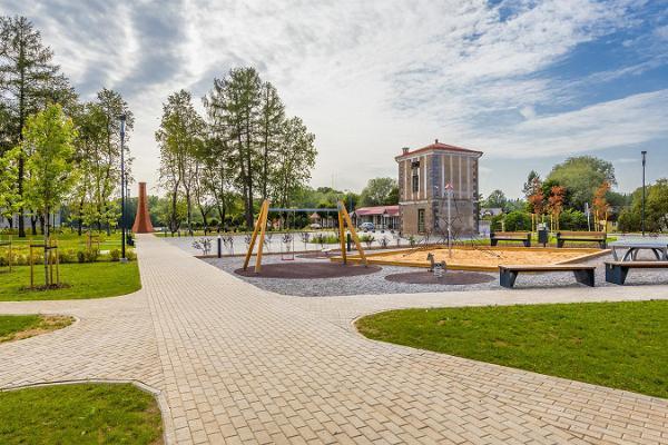 Tõrva Central Square