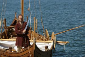 Fahrten auf dem Meer mit dem Wikingerschiff Thor