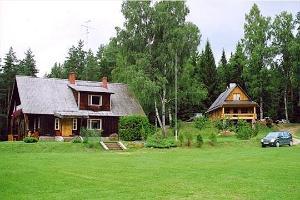 Piusa Ürgorg (Primeval Valley) Holiday Complex