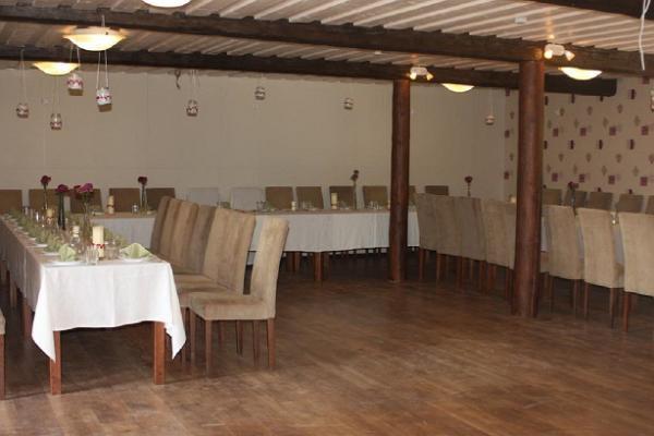 Seminar room at Hämsaare Holiday House