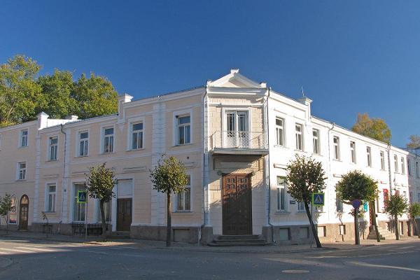 Old Pharmacy Building of Võru (Steding House)