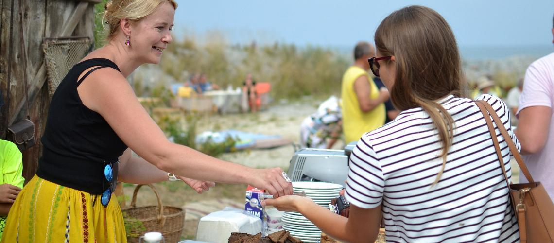 Muhu kohvikutepäev, Visit Estonia, Muhu ja Saaremaa