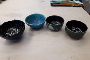 Keramik-Workshops im Kreativhaus Tagametsa