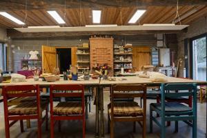 Keraamika töötoad Tagametsa Loovusmajas