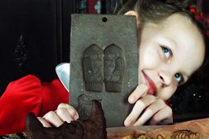 Piparkookide valmistamise käsitöötuba Piparkoogi Kuningriigis