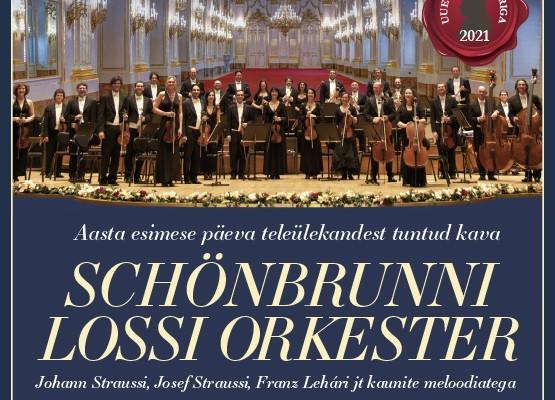 Schönbrunn Palace Orchestra. New Year