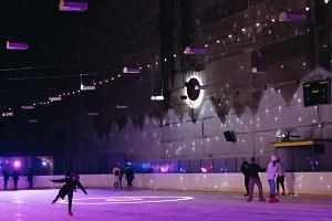 Schlittschuhdisko in der Jeti-Eishalle