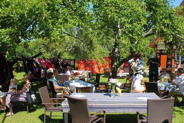 Muhu Island Café Day
