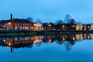 Cultural-historical walk in Tartu parks and on shores