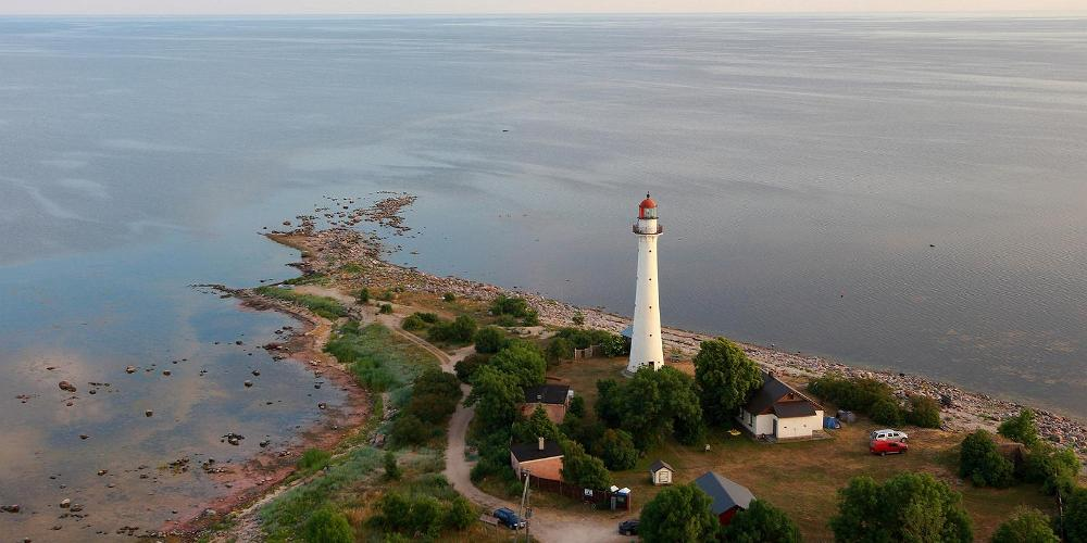 Lighthouses in Estonia, Visit Estonia