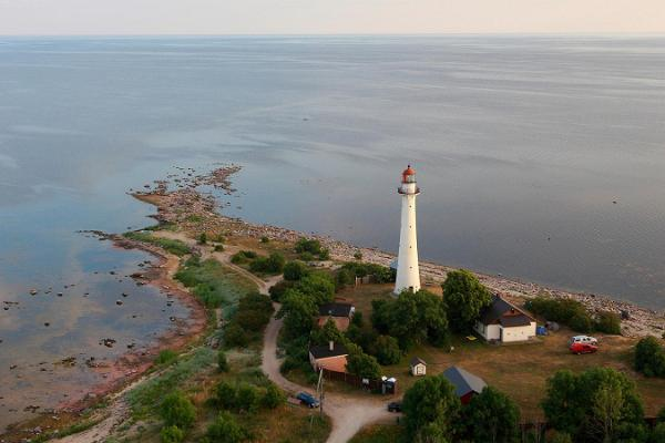 Lighthouses in Estonia, Visit Estonia