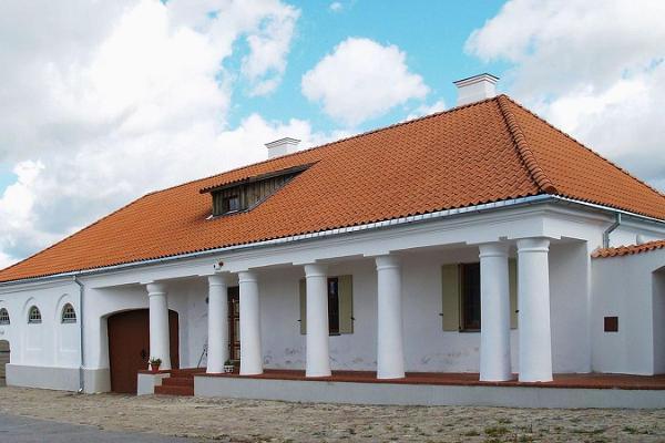 Uhti krodziņa ēkas semināru telpas