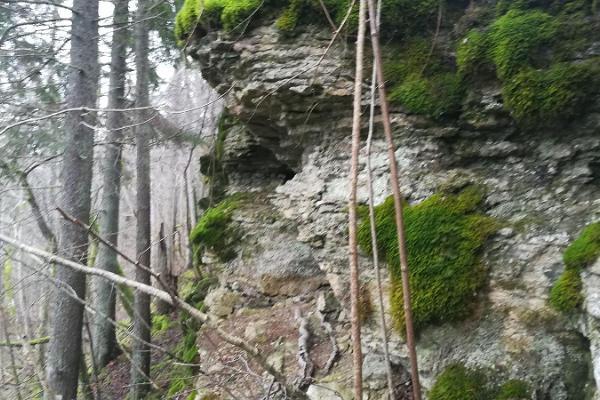 Matk Ubari Maastikukaitse alal koos praktilise mägironimisega järsakutel