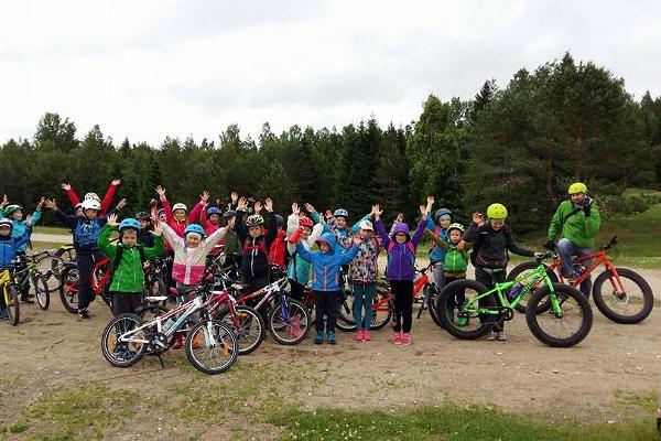 Bike trips in Kõrvemaa