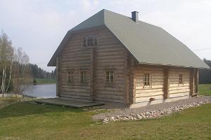Vellamē lauku māju atpūtas nams