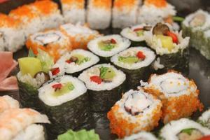Yakuza Sushi Bar Tasku keskuses