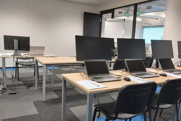 Nordic Koolituse koolitusruumid Ülemiste Citys