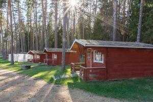 Tartu apriņķa Veselības sporta centra kemperu parks