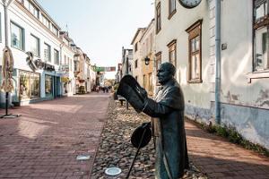 Экскурсия с гидом по городу Пярну