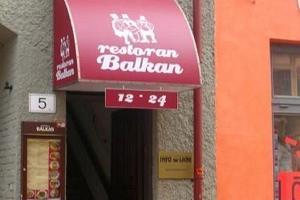 """Restorāns """"Balkan"""""""