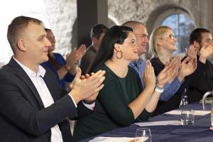 Rosen Torns kalas- och seminarielokaler