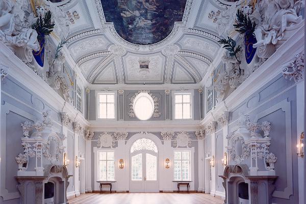 Kadriorg Art Museum halls