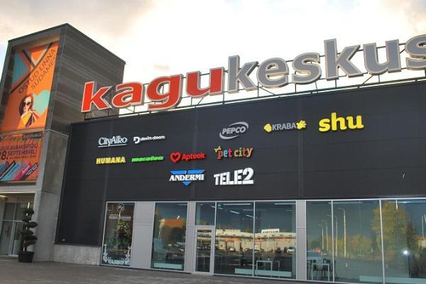 Kagukeskus shopping centre