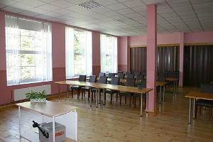 Seminarielokaler i Ala-Rõuge Gästhus