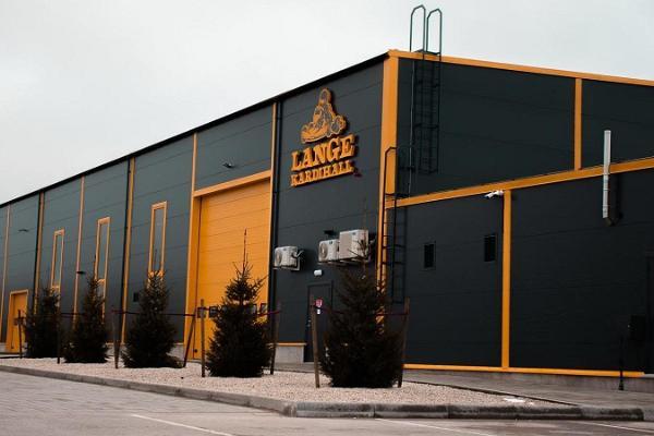 Lange Motocentra kartinga halle