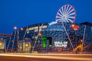 Торгово-развлекательный центр T1 Mall of Tallinn