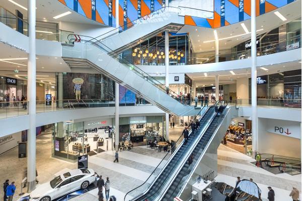 Tirdzniecības un izklaides centrs T1 Mall of Tallinn