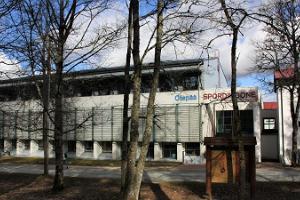 Спортивное здание Отепяэ