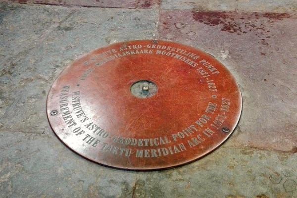 Strūves ģeodēziskais loks - UNESCO pasaules mantojums