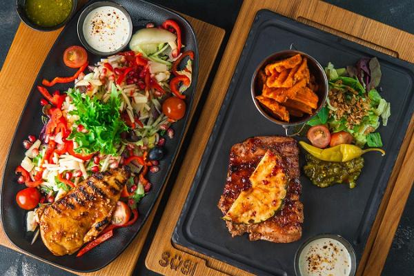 Гриль-ресторан SÜSI Grill & Chill