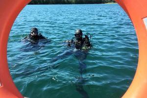 Koesukellukset Rummun järvessä