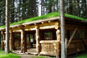 Семинарные помещения Комплекса отдыха в древней долине Пиуза