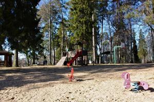 Pühajärve park