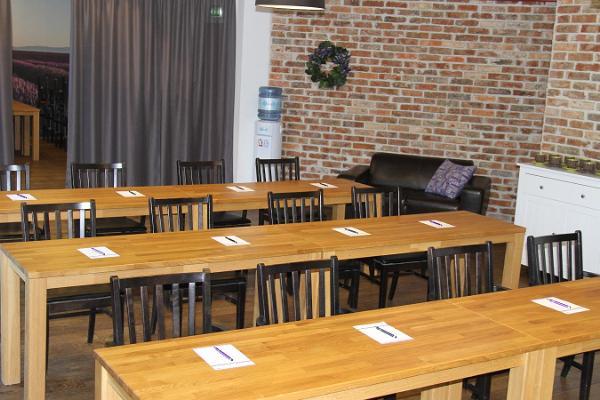 Lavendel Spa Hotelin seminaari