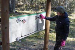 Lernpfad von Roiupalu