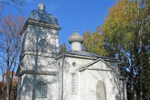 Luhamaa kirik