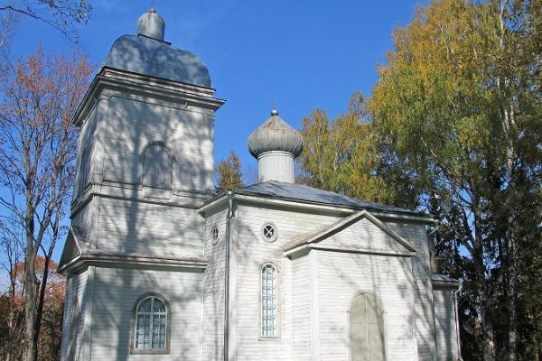 Luhamā Svētā Gara baznīca