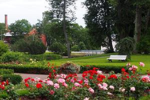 Räpina park