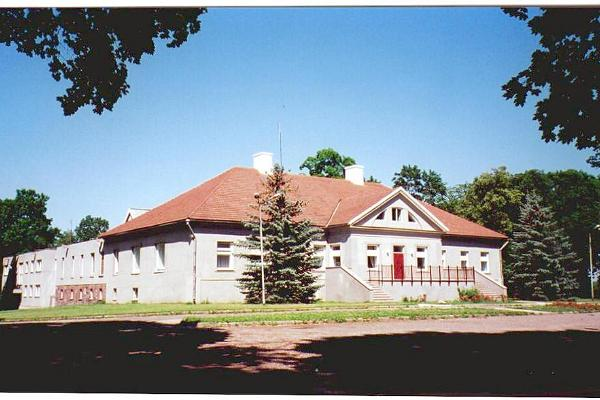 Gästhuset vid Essu Herrgård